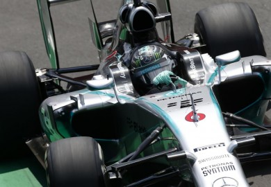 Nico Rosberg wins 2014 Brazilian Grand Prix