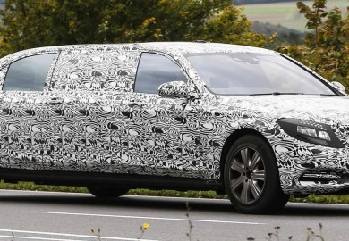 mercedes-benz s-class-pullman spy photos