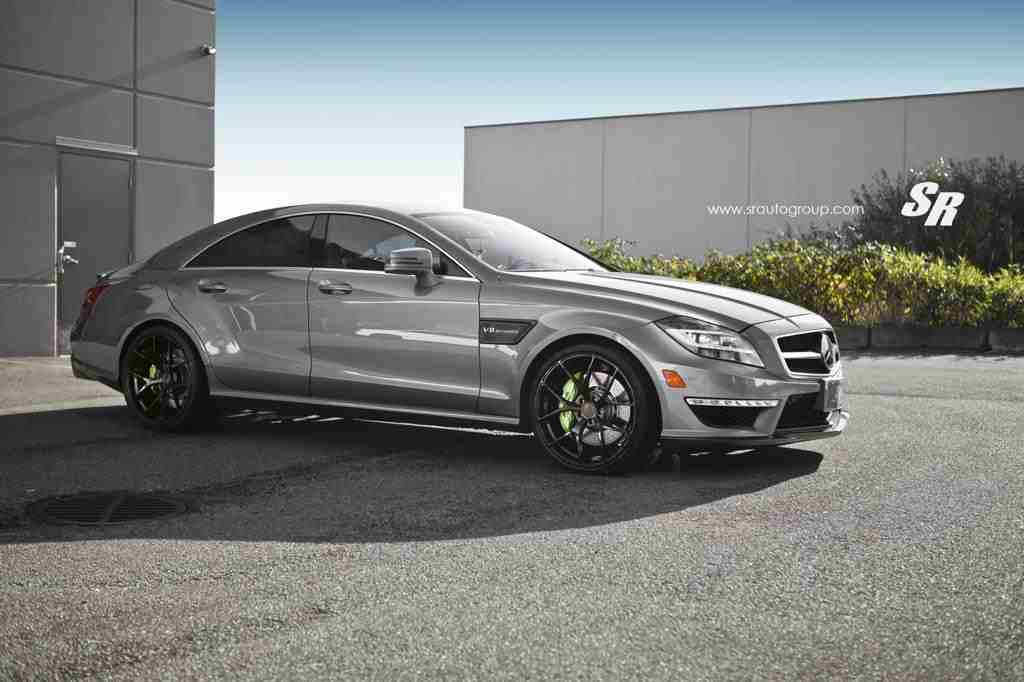 Mercedes Cls63 Amg Upgraded By Sr Auto Benzinsider Com