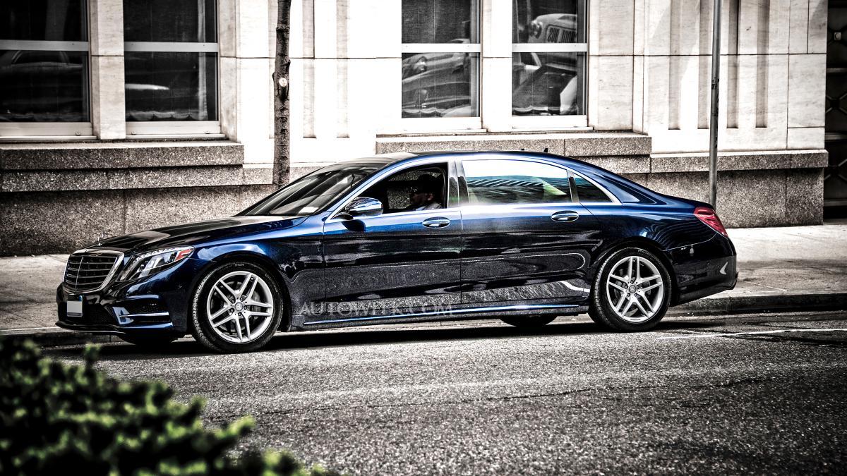 Mercedes Maybach S600 1 Benzinsider Com A Mercedes