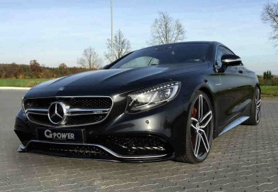G-Power Mercedes S63 AMG (1)