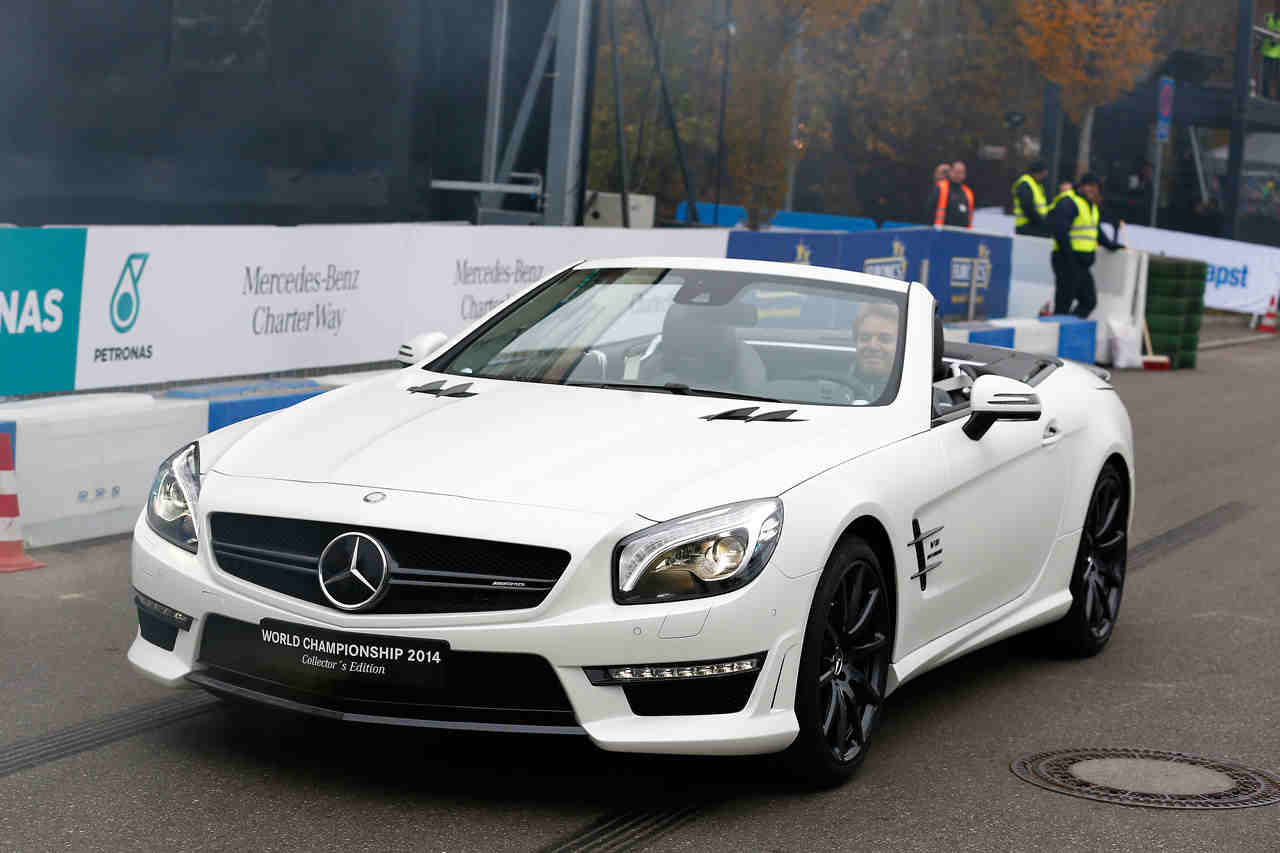 Mercedes Sl63 Amg World Championship Edition 6