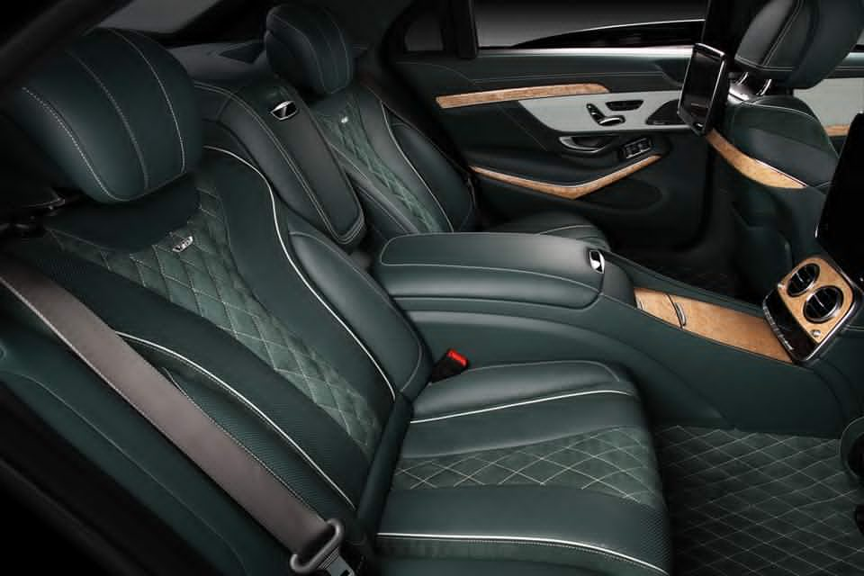TopCar Shows New Interior Package - 32.5KB