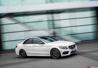 2015 Mercedes-Benz C 450 AMG 4Matic Unveiled