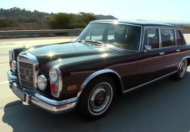1972 Mercedes-Benz 600 Kompressor