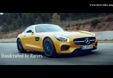 Mercedes-AMG GT Touted To Be The Dream Car