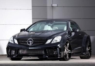 MEC Design Tunes Mercedes-Benz E-Class