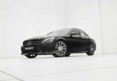 Brabus Mercedes C-Class AMG Sports Package