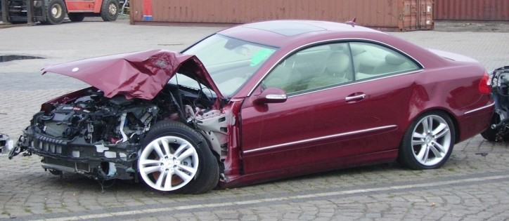 S Class Coupe >> Keep Your Head: What to Do If You Crash Your Mercedes - BenzInsider.com - A Mercedes-Benz Fan Blog
