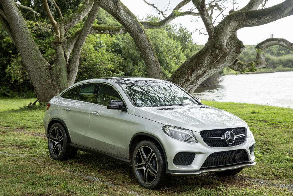 The jurassic world version of the mercedes benz gle coupe for The biggest mercedes benz