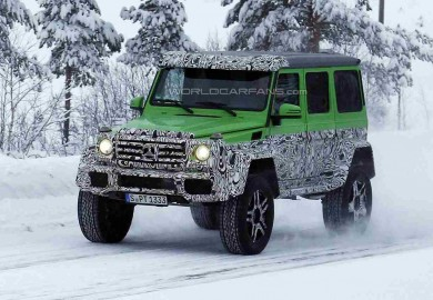 Mercedes-AMG G63 Green Monster (9)
