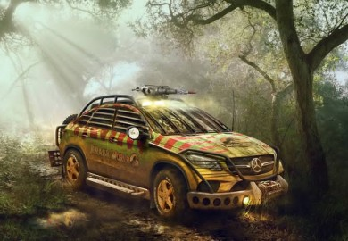 jurassic world mercedes-benz gle coupe (3)