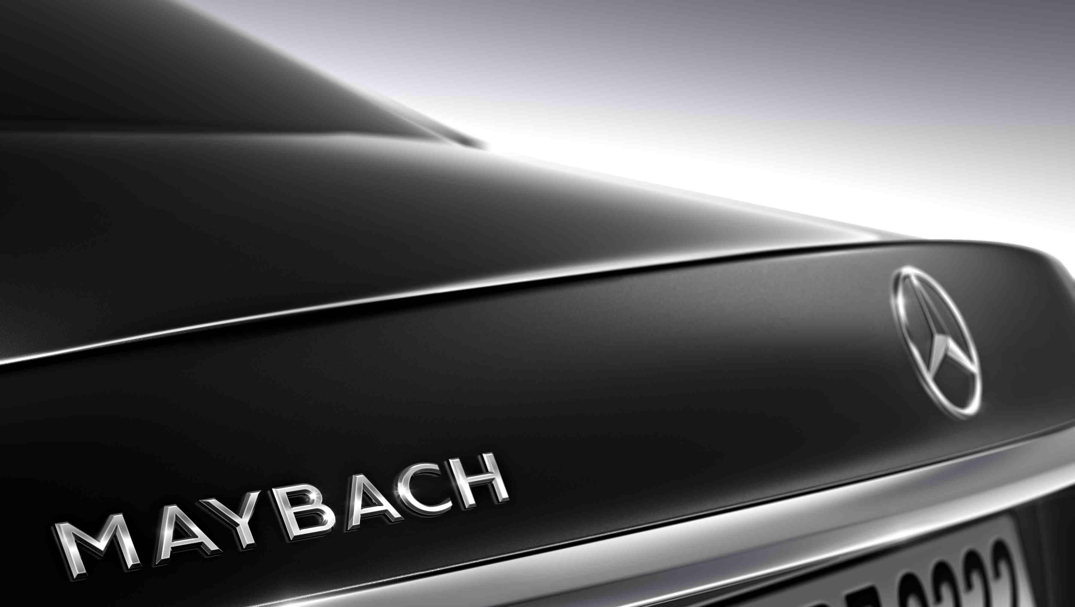 Mercedes Maybach Suv Confirmed