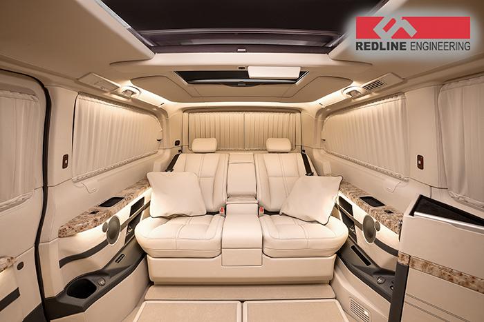 Redline Engineering Mercedes Benz Viano 49 BenzInsider