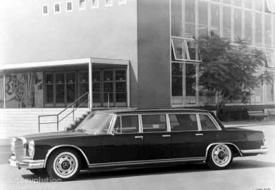 1964 mercedes-benz 600 pullman