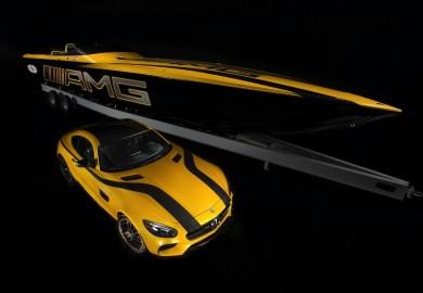Cigarette Racing 50 Marauder GT S Concept Unveiled