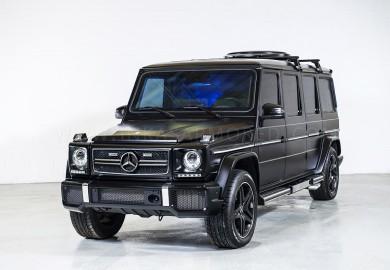 INKAS Mercedes G63 AMG (4)
