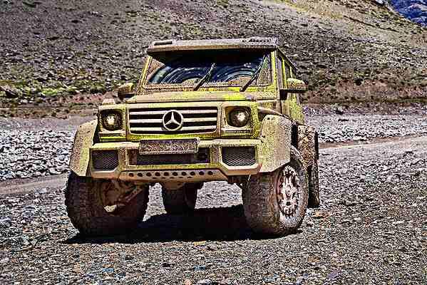 Mercedes-Benz G500 4x4² (1)