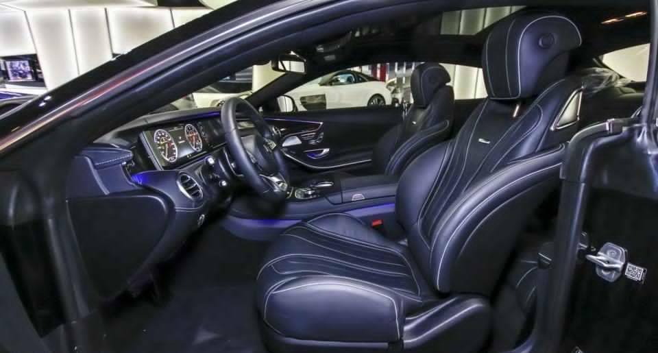 Brabus Mercedes S63 Amg Coupe 10 Benzinsider Com A