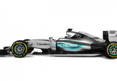 mercedes-amg petronas formula one car