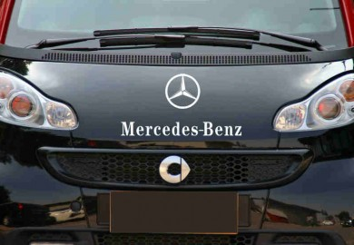 mercedes-benz and smart