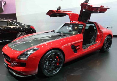 mercedes sls amg gullwing final edition