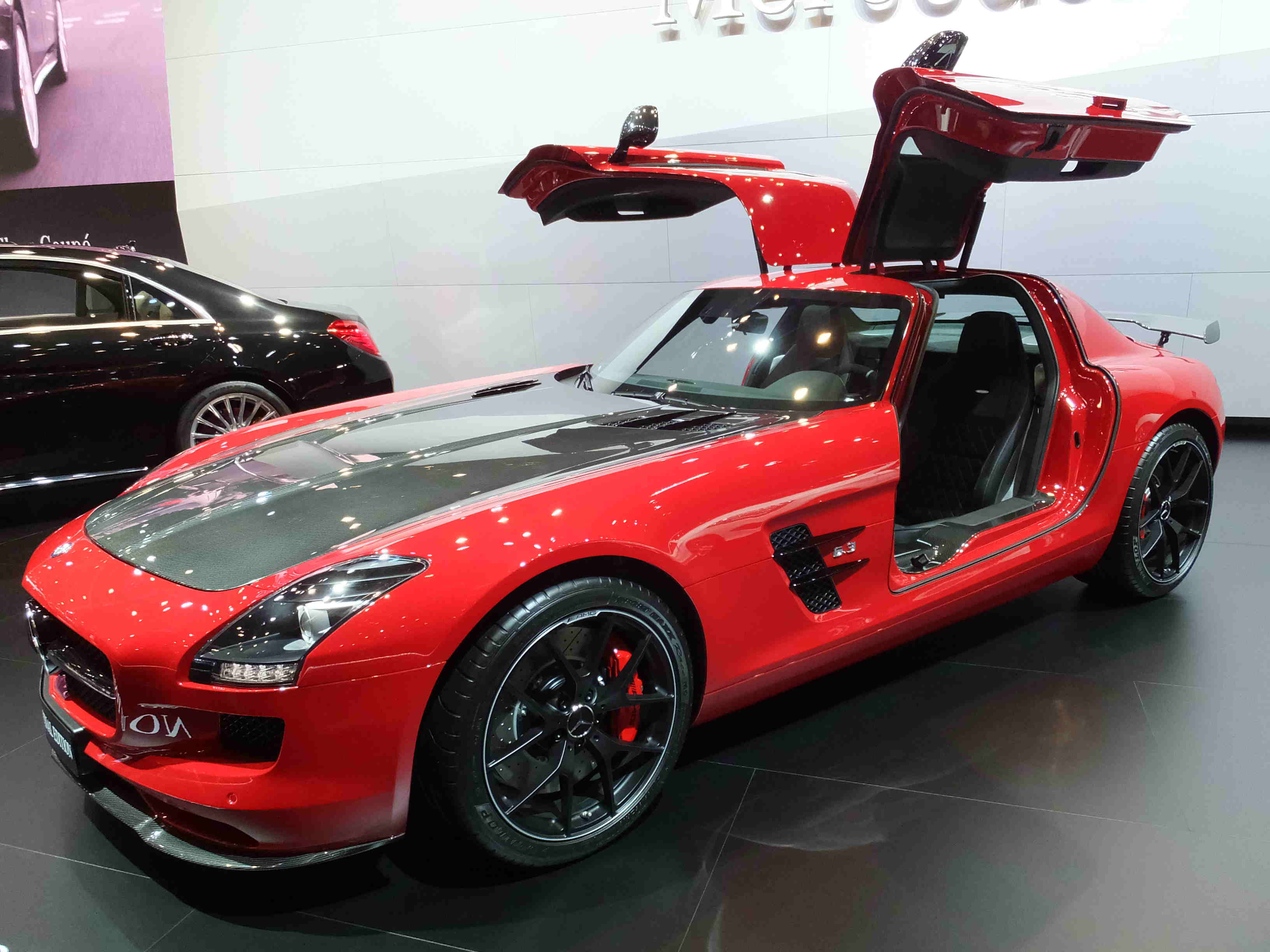 Will There Be Another Gullwing From Mercedes Benzinsider