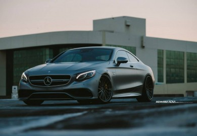 Renntech Provides Mercedes-Benz S63 AMG Coupe With 701 HP Of Power