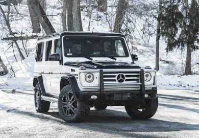 Mercedes-Benz G550 Night Star Edition Meant For US Market