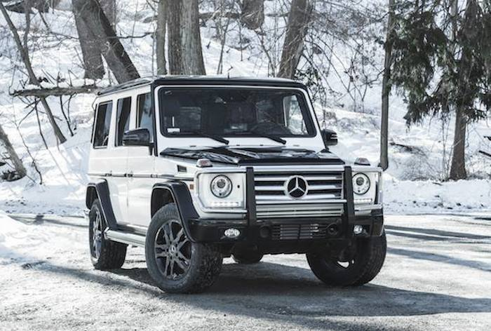 Mercedes Benz G550 Night Star Edition Meant For Us Market