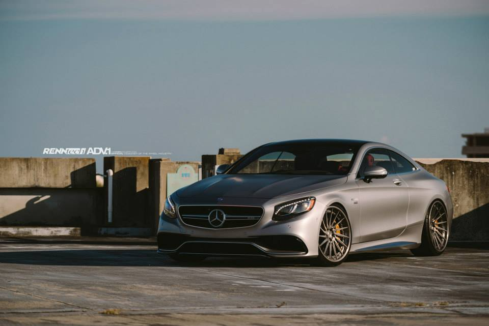 Renntech Provides Mercedes-Benz S63 AMG Coupe With 701 HP ...