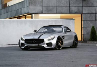 Wheelsandmore Tunes Mercedes-AMG GT
