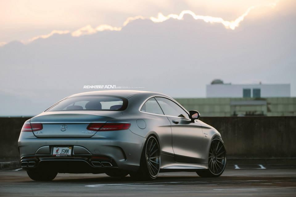 Mercedes Power Wheels >> Renntech Provides Mercedes-Benz S63 AMG Coupe With 701 HP Of Power - BenzInsider.com - A ...