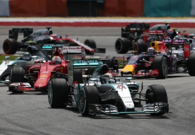 2015 Malaysian Grand Prix Lewis Hamilton Mercedes F1