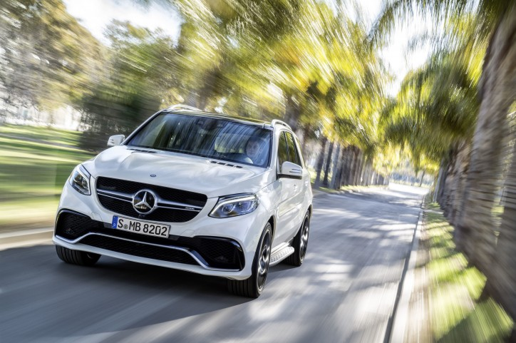 2016 mercedes-benz gle official pics (2)