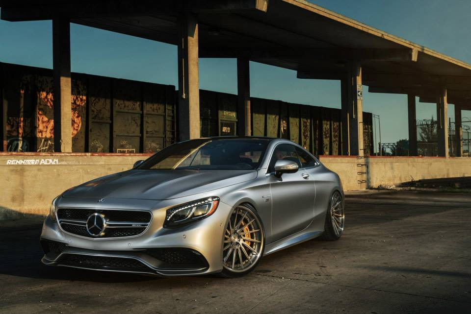 renntech provides mercedes benz s63 amg coupe with 701 hp of power Mercedes-Benz SLK tagged with amg renntech mercedes benz s63 amg coupe s63 s63 amg coupe