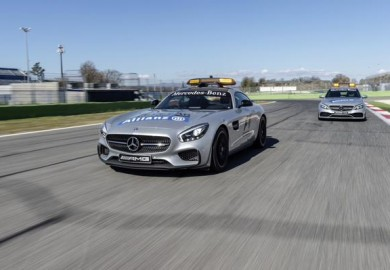Formula One Safety Car