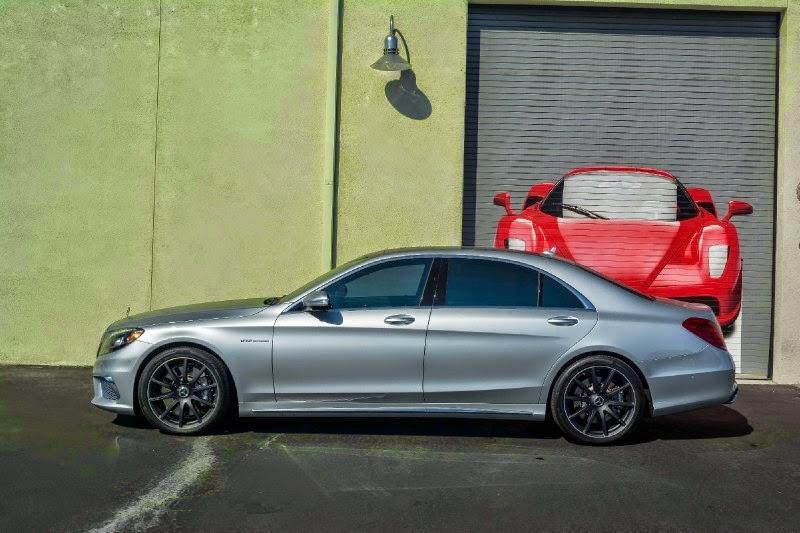 Mercedes S65 Amg 4 Benzinsider Com A Mercedes Benz