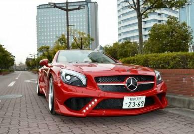 VITT SQUALO Mercedes SL