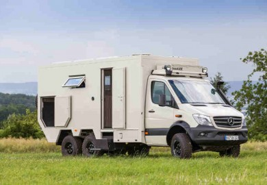 bocklet dakar 750 mercedes sprinter