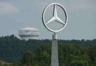 mercedes alabama