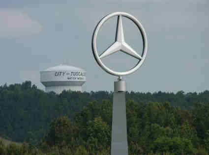 Mercedes alabama plant workers have the highest pay in us for Mercedes benz jobs tuscaloosa