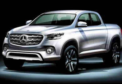 mercedes-benz pickup truck