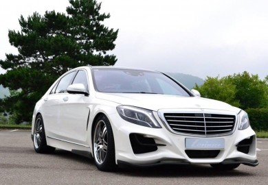 Professional Shots Of Lorinser Mercedes-Benz S-Class Body Kit Released