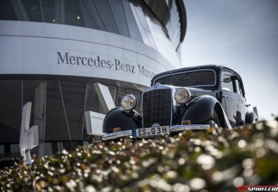 Mercedes-Benz Auction Of Bonhams Raises €13 Million