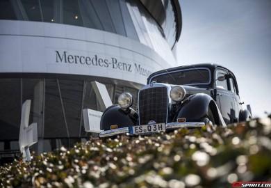 Mercedes-Benz Auction Of Bonhams Raises €13 Million