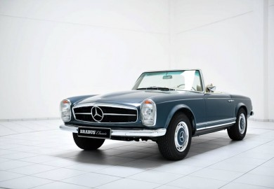 Brabus Mercedes SL Collection Joins The Techno Classica Essen