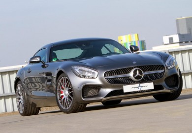 Mercedes-AMG GT and Mercedes-AMG C63 Enhanced By Posaidon