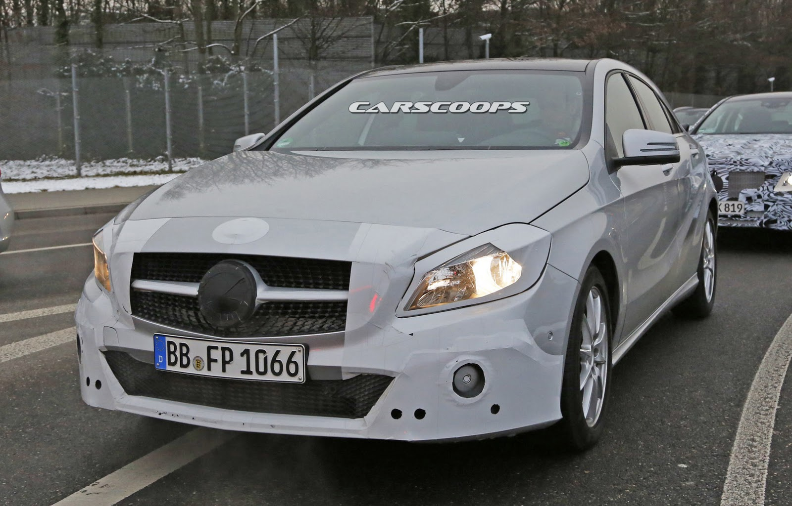 Let S Examine The Facelifted 2016 Mercedes A Class In Out