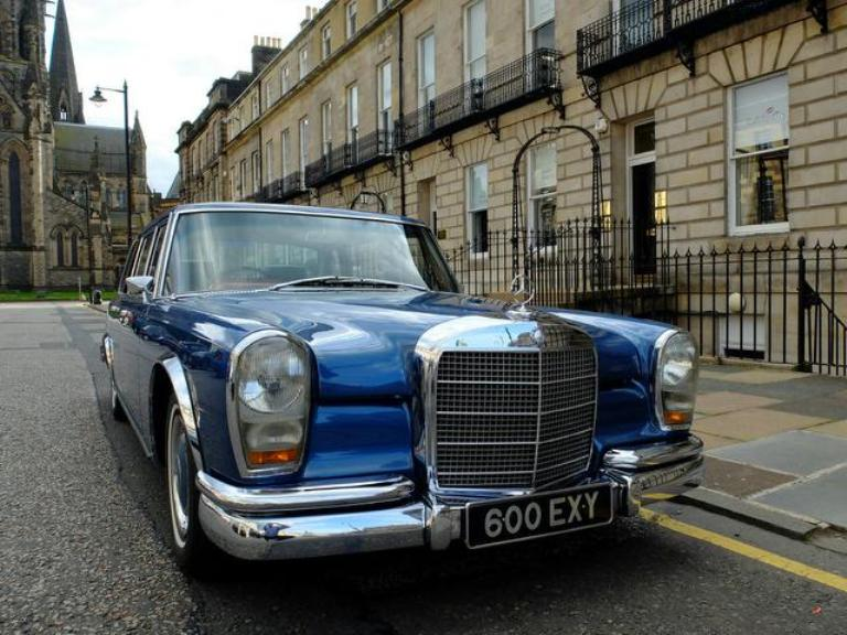 Mercedes Benz 600 Grosser Available On The Market